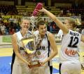 Belgia a câştigat CE de baschet feminin de la Oradea. România, abia locul 12 (FOTO)