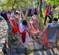 Credincioşii orădeni au refăcut Calea Crucii (FOTO)