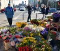 Oraşul, împodobit cu flori de 8 Martie (FOTO)