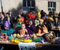 Elevii orădeni au sărbătorit toamna prin parada legumelor şi au desemnat Prinţesa Toamnei (FOTO)
