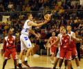 CSM Oradea nu a avut milă de BC Miercurea Ciuc (FOTO)