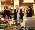 Cătălin Botezatu a făcut shopping la Lotus Center (FOTO)