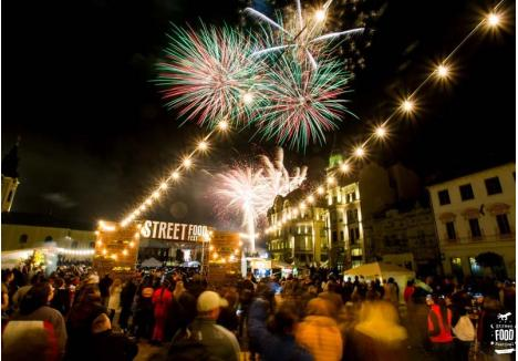 DELICII LA LIBER. Între primele evenimente majore ale anului se numără o nouă ediţie a Street Food Festival, care va umple Piaţa Unirii cu arome îmbietoare, între 17 şi 20 mai