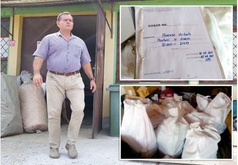"""""""ÎL ARD EU!"""". Furios că un fost angajat l-a pârât nu doar cum face mişmaşuri cu lemn, ci şi că Poliţia i-a livrat drept """"consumabile"""" documente cu regim special, care nu aveau ce căuta pe mâinile unor civili, afaceristul Déli Emeric (foto) promite că îi va aplica """"turnătorului"""" o corecţie de neuitat. """"Îl ard eu, numai să aflu cine a fost!"""", zice patronul Delforest, chiar dacă asta ar trebui să fie, acum, ultima sa grijă. În urma sesizării ziarului, Poliţia a descoperit că, în ciuda spuselor sale, încă deţinea o mulţime de documente confidenţiale emise de Serviciul Rutier. O bogată sursă de informaţii cu potenţial inclusiv pentru şantaje..."""