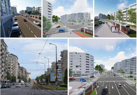 """MEGA-ȘANTIERUL. Anul acesta, șantierele vor pune stăpânire pe Oradea, pornind din Nufărul spre toate cartierele. """"Vor fi lucrări de o amploare fără precedent care, în cea de-a doua jumătate a anului, ar putea duce inclusiv la suspendarea circulației tramvaielor în zona Nufărul - Cantemir"""", avertizează primarul Florin Birta"""
