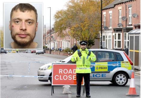 """""""I LOVE SEX"""". Luca Jelic (foto) a fost arestat de Poliţia din Sheffield în aprilie 2018. Drogat fiind, a atacat o poliţistă, trântind-o la pământ şi agresând-o. Tânărul s-a întors în Oradea după condamnarea ispăşită în Anglia, dar a fost urmărit în continuare de probleme..."""