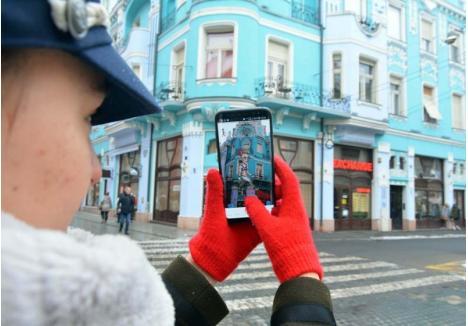 DOAR PENTRU UNII. Deocamdată, aplicaţia Walk'n'Smile este disponibilă exclusiv pentru telefoanele cu sistem de operare Android