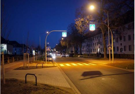 SĂ FIE LUMINĂ! Până acum, proiectul preferat al orădenilor care au votat în programul de bugetare participativă este cel care vizează iluminarea cu LED-uri a tuturor trecerilor de pietoni nesemaforizate din oraş, după un model inspirat din ţări occidentale