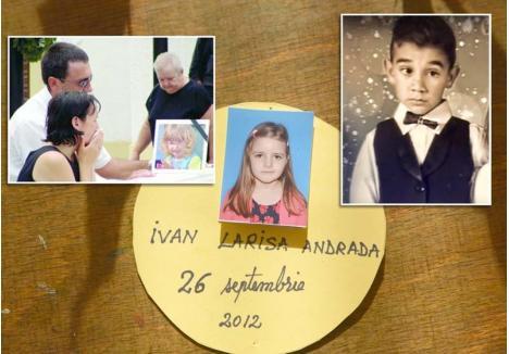 TREI, DOAMNE, ŞI TOŢI TREI. Larisa Ivan avea 7 ani. Sebastian Lakatos abia împlinise 9 ani. Laura Costa avea 3 ani. Trei copii morţi în accidente stupide şi niciun vinovat!