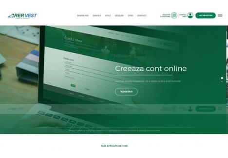 PRIETENOS. Pe site-ul RER Vest, orice client îşi poate crea un cont în doar câteva minute