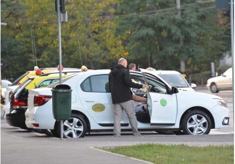 """FAIN, DAR SCUMP! Taximetriștii orădeni au cerut prelungirea perioadei de reautorizare până pe 21 octombrie, ca să își poată înmatricula mașinile comandate prin programul Rabla. """"Oradea va avea cel mai nou parc auto din țară"""", spune administratorul Fulger Taxi, Camelia Dulcă. Dar şi cele mai mari prețuri, încă de anul trecut..."""