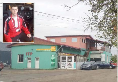 """SE REZOLVĂ. Protagonist într-un dosar penal vizând falsificarea unui certificat ITP, Andrei Lupaş (foto) continuă să lucreze la staţia nr. 38 din Şoseaua Borşului, săptămâna trecută declarându-se dispus să-l """"rezolve"""" inclusiv pe reporterul BIHOREANULUI, care s-a dat drept proprietarul unei maşini cu probleme"""