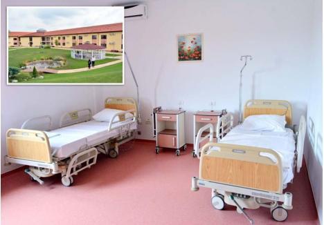 CONDIŢII DE LUX. Construită pe un teren al Primăriei Oradea, clinica Laser System din strada Ceyrat este singura unitate privată din Bihor unde bolnavii în stadiu terminal îşi pot trăi cu demnitate ultimele zile. Aici au parte nu doar de condiţii hoteliere bune, cu camere cochete, dotate cu televizor, aparate de aer condiţionat, paturi reglabile şi alte facilităţi, ci, mai ales, de îngrijiri medicale care să le amelioreze durerile