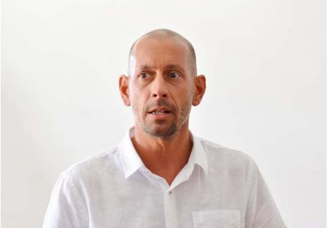 Zsolt Lakatos, președintele clubului Gecko