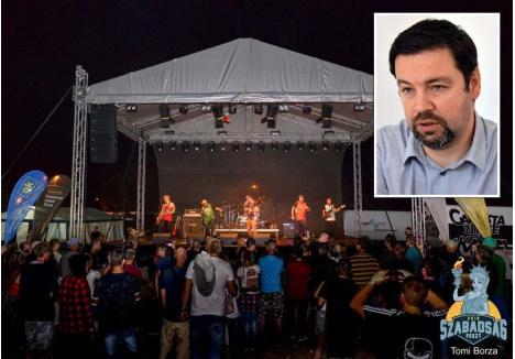 DETURNARE. De un an, de când director este Banto Norbert (medalion), AMD Bihor şi-a mutat resursele spre zona de nord a judeţului, săracă în atracţii turistice, dar feudă a politicienilor maghiari. Acum două săptămâni a finanţat un festival organizat în Marghita de Asociaţia Tinerilor Maghiari din Provincie, cei 30.000 lei daţi de AMD adăugându-se altor finanţări date de CJ Bihor. În schimb, în zona Beiuşului, a finanţat anul acesta, cu 3.000 lei, un festival la Drăgoteni