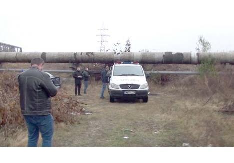 Poliţiştii au scotocit metru cu metru malurile Crişului, pentru a găsi locul în care a fost ucis Crăciun Pătcaş