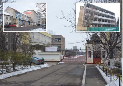 RUINELE ORAŞULUI. Municipalitatea vrea să reintroducă în circuitul economic zone industiale abandonate în tot oraşul. Pe listă sunt imobile ale Rovex din Velenţa, Avântul din Cantemir şi Sinteza din Calea Borşului