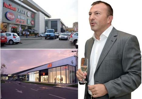 FULL, DECI MAI ÎNCAPE. Cum primul şi cel mai căutat mall din Oradea, Lotus Center, este plin mai tot timpul, Alexandru Mudura jr (foto) a decis să mai deschidă unul, de tip strip mall pe locul fostei fabrici Înfrăţirea