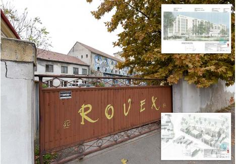 CARTIERUL ROVEX. Lansată pe piaţă în 1928, fabrica de blănuri Rovex, care în perioada comunistă exporta în toată lumea, a intrat în faliment în 2017. Acum, fosta hală industrială din spatele Cetăţii Oradea va fi recompartimentată şi transformată în apartamente