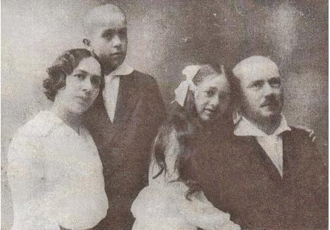 FAMILIST ŞI PATRIOT. Ioan Ciordaş, născut Ciurdariu, a fost unul din cei şapte copii ai unei familii de preoţi. Deşi greco-catolic, a fost nevoit să-şi maghiarizeze numele de familie în timpul studiilor la Liceul Premonstratens din Oradea. Ulterior, student la facultatea de Drept din Cluj, s-a căsătorit cu Vioara, fiica fruntaşului beiuşean Vasile Ignat, cu care a avut trei copii: Ovid, Xenia-Vioara şi Amos-Tiberius Viorel