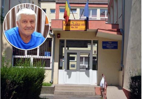 """PREMIERĂ. Un ONG care luptă împotriva discriminării copiilor bolnavi laudă Şcoala Gimnazială nr. 16 ca fiind prima din România care a admis că a nedreptăţit un copil suferind de ADHD şi şi-a revocat pedeapsa cu repetenţia stabilită iniţial. Directorul Mircea Gârba (foto) se aşteaptă, însă, ca şi copilul să-şi schimbe atitudinea. """"Sper că va conta faptul că i-am mai dat o şansă"""", zice pedagogul"""