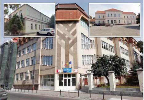 """ÎN CENTRUL OLOSIGULUI. Școala Gimnazială """"Oltea Doamna"""" funcționează, în prezent, în trei corpuri de clădire, aflate în Parcul Traian. Cel mai vechi a fost construit în 1820 și a servit drept primărie a Olosigului, înaintea unificării localităților ce compun Oradea. Un al doilea a fost ridicat în 1897-1901 ca local al Școlii Primare Maghiare, iar Corpul A, cel dinspre stradă, a fost dat în folosință în 1980"""
