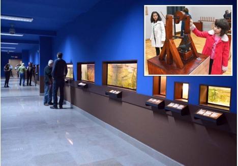 """INVITAŢIE LA MUZEU. Între atracţiile ediţiei de anul acesta se numără """"maşinile"""" lui Leonardo da Vinci, aduse de la Florenţa, şi un vivariu cu păianjeni, peşti şi reptile"""