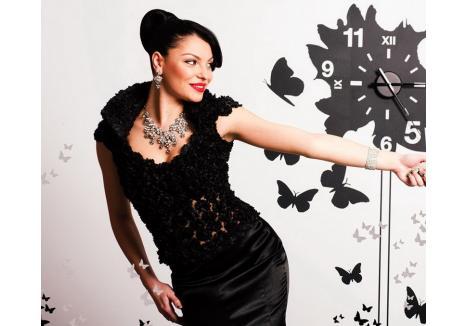 Soprana Ana Maria Donose, invitata galei de la Filarmonică (foto: www.revistatango.ro)