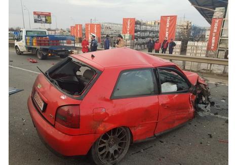 foto: Facebook, Grupul Infotrafic al Județului Bihor / Călin Pop