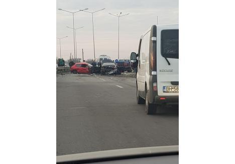 foto: Facebook, Grupul Infotrafic al Județului Bihor / Bogdan Daniel Bonta