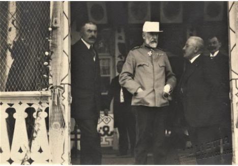 Grigore Antipa (foto dreapta), un prieten al Familiei Regale a României timp de patru generaţii