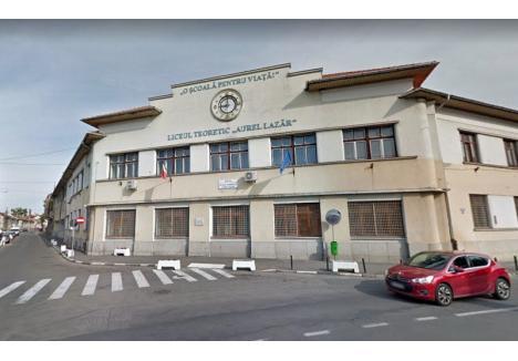 Liceul Aurel Lazăr, singura şcoală din Bihor unde s-au scos la concurs ambele funcţii de conducere