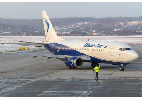 (sursa foto: Blue Air, Facebook)