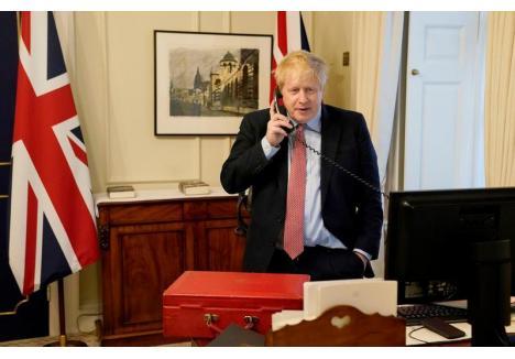 sursa foto: Hotnews.ro / Andrew Parsons/No 10 Downing Street/Profimedia Images