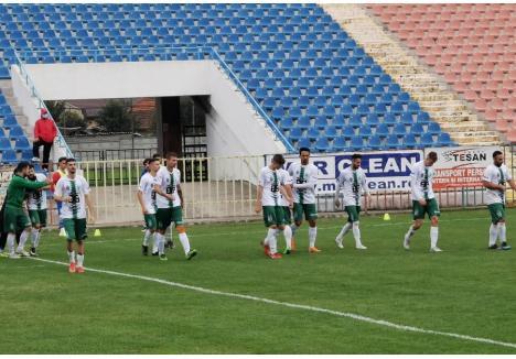 (foto: Facebook, Clubul Atletic Oradea)