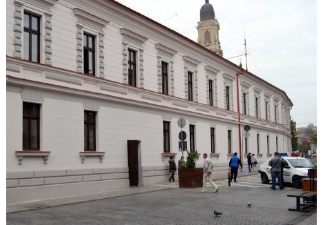 foto: arhiva - sediul SPCLEP Oradea