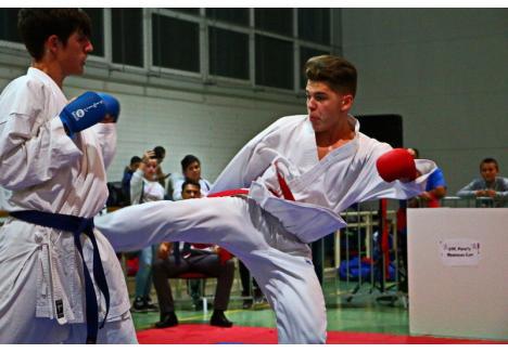 (sursa: Facebook - C.S. Shotokan Karate Salonta)