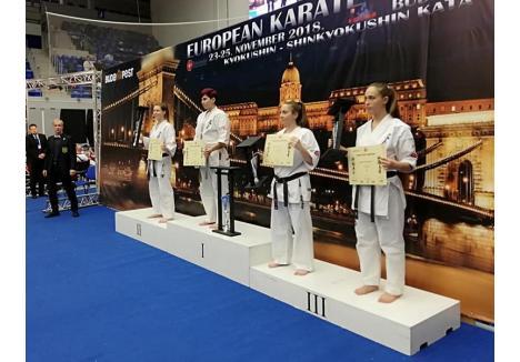 foto: Facebook / Federaţia Română de Karate Kyokushin