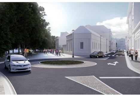 Proiect strada Libertăţii