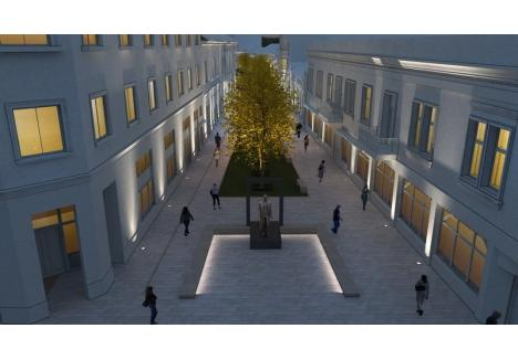 Proiect strada Aurel Lazăr