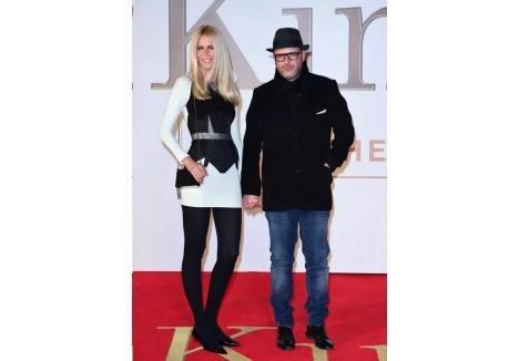 Fotomodelul este căsătorită cu Matthew Vaughn (sursa foto: https://www.thesun.co.uk)