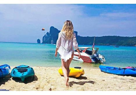 Una dintre locațiile pe care le pot alege studenții este Thailanda, cea mai vizitată regiune din sud-estul Asiei. (sursa foto: ioanapetric.com)