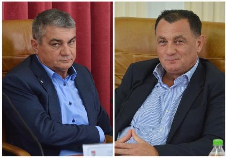 Victor Sandu (foto stânga) a fost director al ANAR între mai 2017 şi mai 2020, iar între ianuarie 2018 şi octombrie 2019 l-a avut ca subaltern pe Dorel Dume (dreapta), care a deţinut funcţia de director adjunct la ANAR