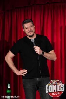 Maestrul râsetelor: Bihoreanul Sorin Pârcălab a devenit unul dintre cei mai îndrăgiți comedianți din România (FOTO / VIDEO)