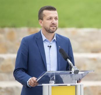 """Florin Birta explică de ce a ales să candideze pentru funcția de primar: """"Vom realiza noi proiecte pentru Oradea"""""""