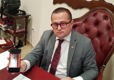 """Avocatul Răzvan Doseanu, interviu exploziv: """"Nu sunt groparul DNA Oradea, şi-au săpat propria groapă"""""""