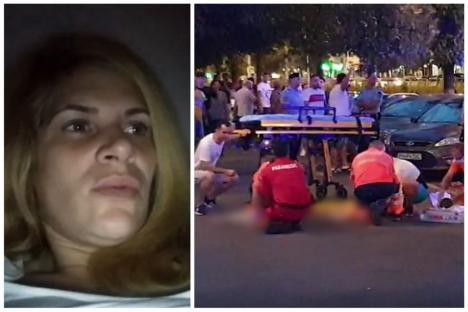 Înfiorător! Mama gemenilor care au căzut de la etajul 10 asculta manele şi făcea live pe Facebook (VIDEO)