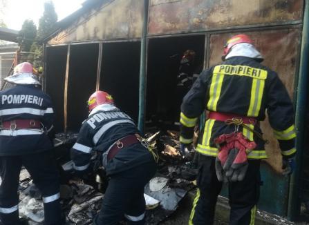 Atenție la instalațiile electrice! Incendii provocate de defecţiuni şi improvizaţii, în Ştei şi Arpășel