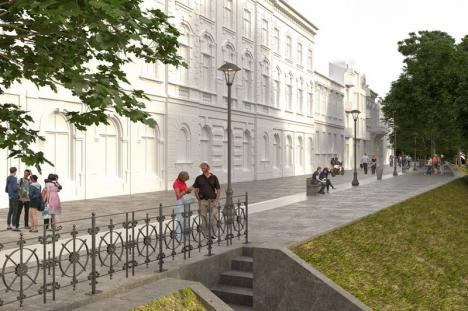 """Oradea nouă: Faceţi-i poze, în câţiva ani centrul orașului nu va mai semăna deloc cu cel pe care l-au """"prins"""" generaţiile de azi (FOTO)"""