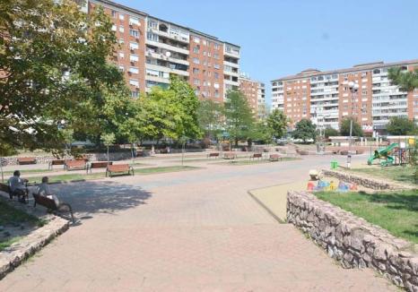 Centrul şi cartierul! Primăria Oradea vrea să amenajeze 4 centre de cartier, adică piaţete care vor putea găzdui evenimente publice